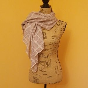 A new day scarf lightweigh square40 x 40 inch Z202